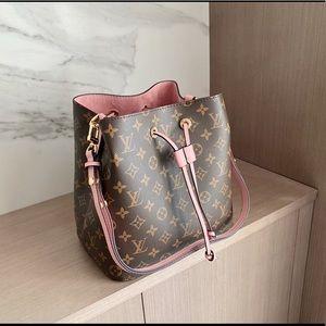 Louis Vuitton Neonoe bucket bag